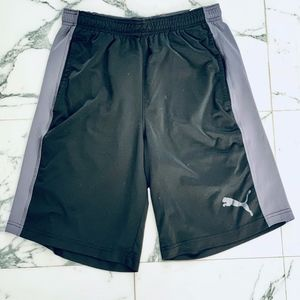 Boy's Puma Basketball Shorts Sz M